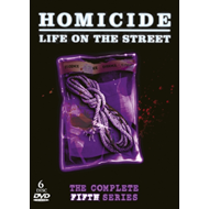 Produktbilde for Homicide - Life On The Street: The Complete Series 5 (UK-import) (DVD)