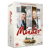 Produktbilde for Minder: The Dennis Waterman Years (UK-import) (DVD)