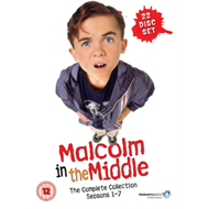 Malcolm In The Middle: The Complete Collection (UK-import) (DVD)