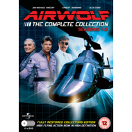 Airwolf: Series 1-3 (UK-import) (DVD)