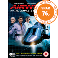 Produktbilde for Airwolf: Series 1-3 (UK-import) (DVD)