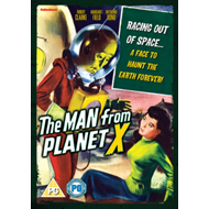 Produktbilde for The Man from Planet X (UK-import) (DVD)