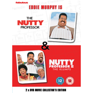 Nutty Professor/The Nutty Professor 2 (UK-import) (DVD)