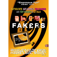 Produktbilde for Fakers (UK-import) (DVD)