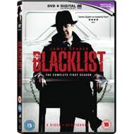 Produktbilde for Blacklist: The Complete First Season (UK-import) (DVD)