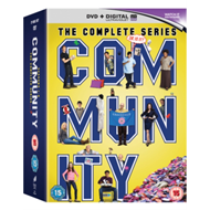 Community: The Complete Series (UK-import) (DVD)