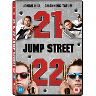 Produktbilde for 21 Jump Street/22 Jump Street (UK-import) (DVD)