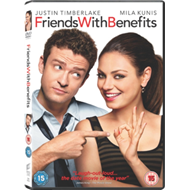 Produktbilde for Friends With Benefits (UK-import) (DVD)