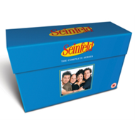 Seinfeld: The Complete Series (UK-import) (DVD)