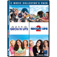 Produktbilde for Grown Ups/Grown Ups 2 (UK-import) (DVD)