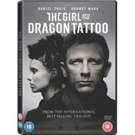 Produktbilde for The Girl With the Dragon Tattoo (UK-import) (DVD)