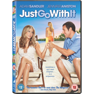 Produktbilde for Just Go With It (UK-import) (DVD)