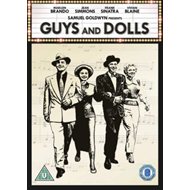 Produktbilde for Guys And Dolls - Samuel Goldwyn Presents (UK-import) (DVD)