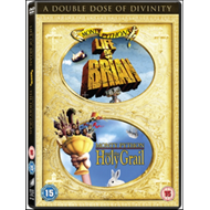 Monty Python And The Holy Grail/Life Of Brian (UK-import) (DVD)