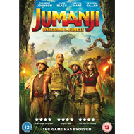Jumanji - Welcome To The Jungle (UK-import) (DVD)