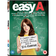 Produktbilde for Easy A (UK-import) (DVD)