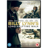 Billy Lynn's Long Halftime Walk (UK-import) (DVD)