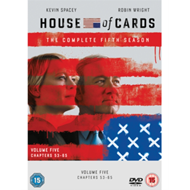 House Of Cards - Sesong 5 (UK-import) (DVD)