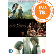 Outlander: Seasons 1-3 (UK-import) (DVD)