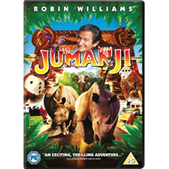 Produktbilde for Jumanji (UK-import) (DVD)