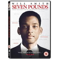 Produktbilde for Seven Pounds (UK-import) (DVD)
