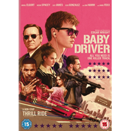 Baby Driver (UK-import) (DVD)