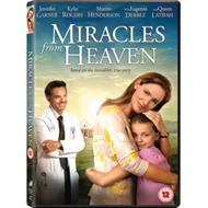 Miracles From Heaven (UK-import) (DVD)