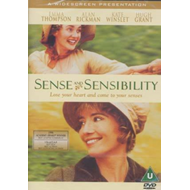 Produktbilde for Sense And Sensibility (UK-import) (DVD)