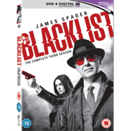 Produktbilde for Blacklist: The Complete Third Season (UK-import) (DVD)