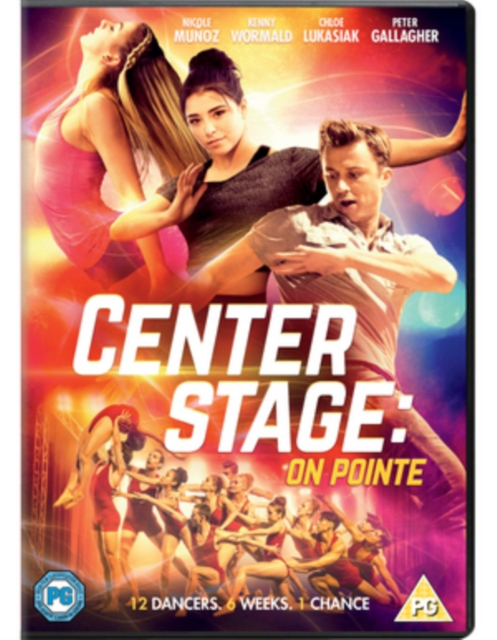 Center Stage: On Pointe (UK import)