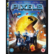 Pixels (UK-import) (DVD)