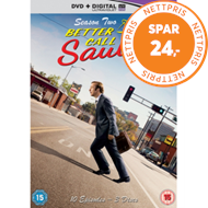 Better Call Saul: Season Two (UK-import) (DVD)
