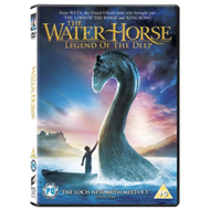 Water Horse - Legend Of The Deep (UK-import) (DVD)