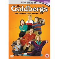Produktbilde for Goldbergs: The Complete Seasons 1 & 2 (UK-import) (DVD)