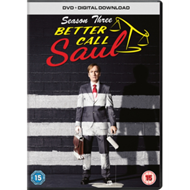 Produktbilde for Better Call Saul: Season Three (UK-import) (DVD)