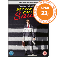 Better Call Saul: Season Three (UK-import) (DVD)