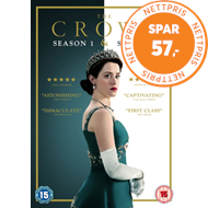 Crown: Season One And Two (UK-import) (DVD)