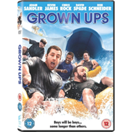 Produktbilde for Grown Ups (UK-import) (DVD)