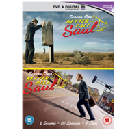 Produktbilde for Better Call Saul: Season One & Two (UK-import) (DVD)