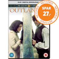 Outlander: Season Three (UK-import) (DVD)