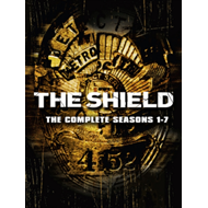 Produktbilde for Shield: The Complete Seasons 1-7 (UK-import) (DVD)