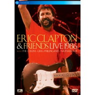 Produktbilde for Eric Clapton: And Friends Live 1986 (UK-import) (DVD)