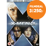 Produktbilde for X-Men 2 (UK-import) (DVD)