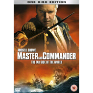 Produktbilde for Master And Commander - The Far Side Of The World (UK-import) (DVD)