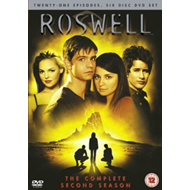 Roswell: Season 2 (UK-import) (DVD)