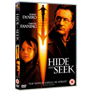 Produktbilde for Hide And Seek (UK-import) (DVD)