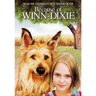 Produktbilde for Because Of Winn-Dixie (UK-import) (DVD)
