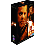 Produktbilde for 24: Season 5 (Box Set) (UK-import) (DVD)