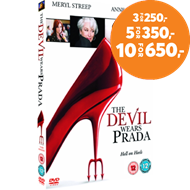 Produktbilde for The Devil Wears Prada (UK-import) (DVD)