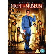 Night At The Museum (UK-import) (DVD)